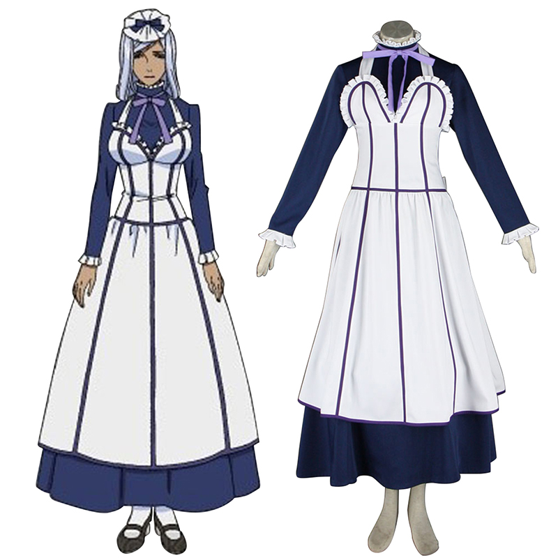 Black Butler Hannah Annafellows 1 Maid Cosplay Costumes South Africa