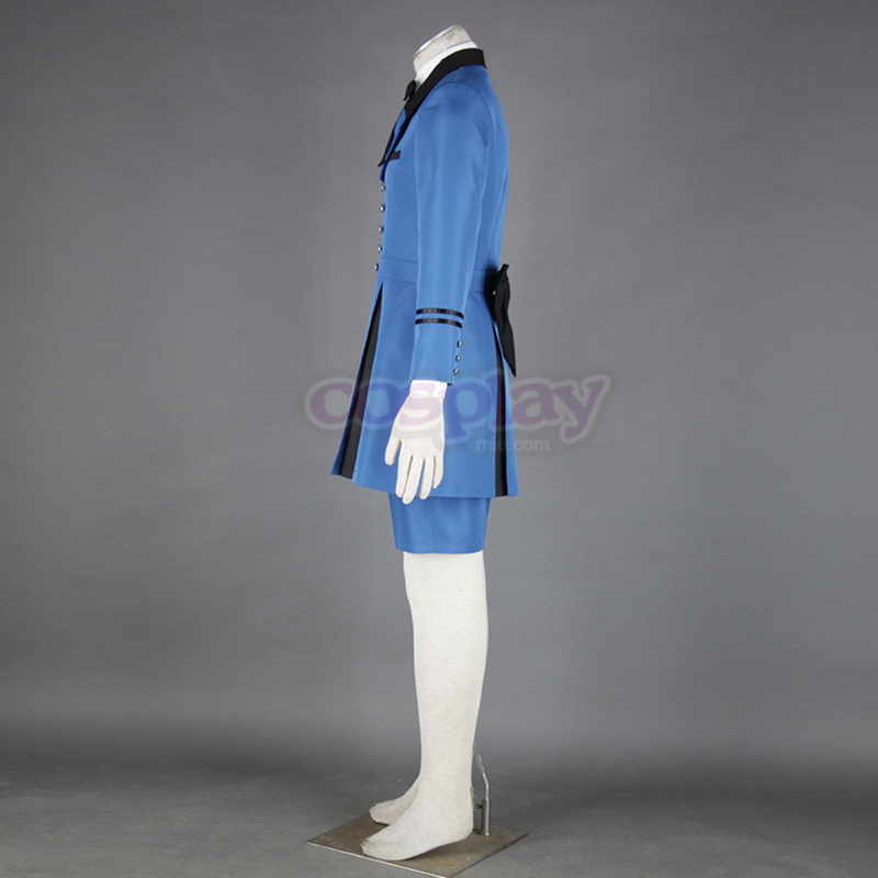 Black Butler Ciel Phantomhive 5 Cosplay Costumes South Africa