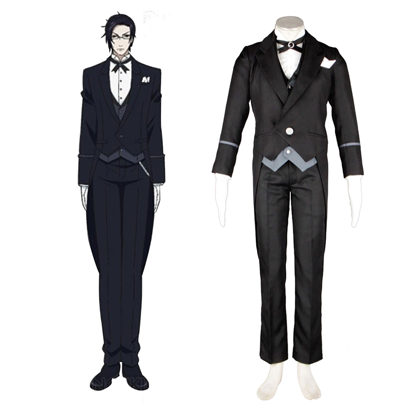 Black Butler Claude Faustus 1 Cosplay Costumes South Africa