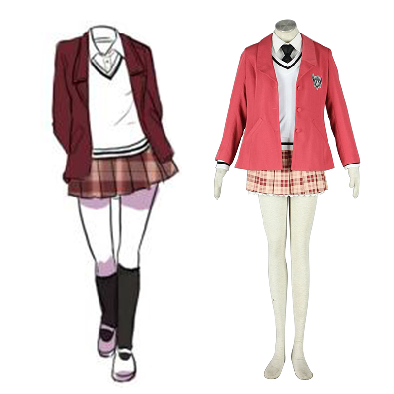 Axis Powers Hetalia Winter Female School Uniform 1 Cosplay Costumes South Africa