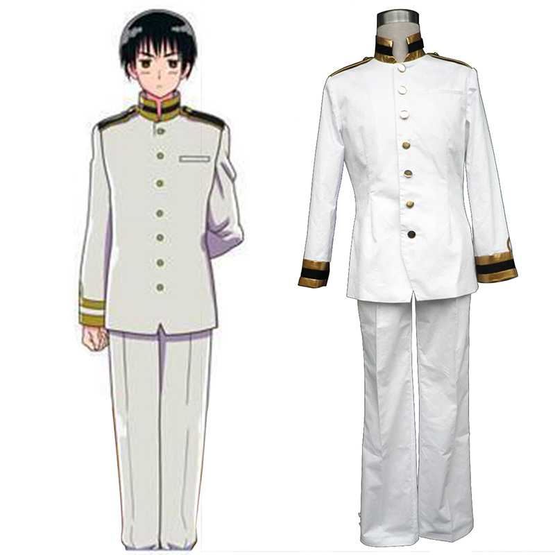 Axis Powers Hetalia Japan Honda Kiku 1 Cosplay Costumes South Africa