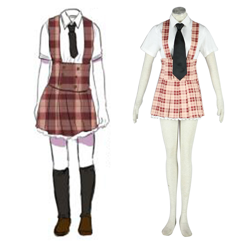Axis Powers Hetalia Summer Female Uniform 2 Cosplay Costumes South Africa