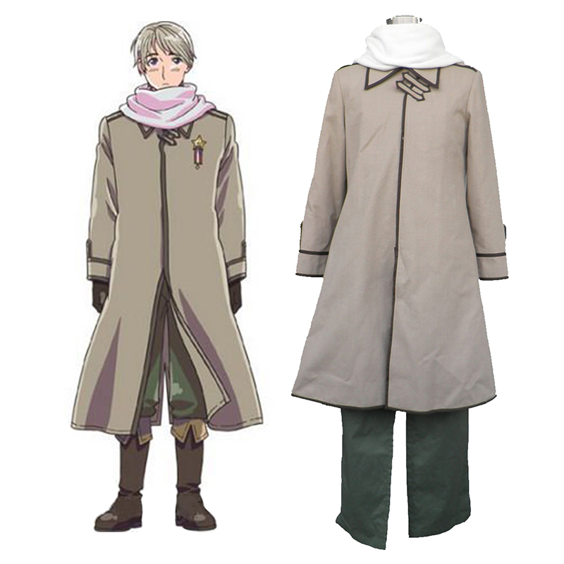 Axis Powers Hetalia APH Russia Ivan Braginski 1 Cosplay Costumes South Africa