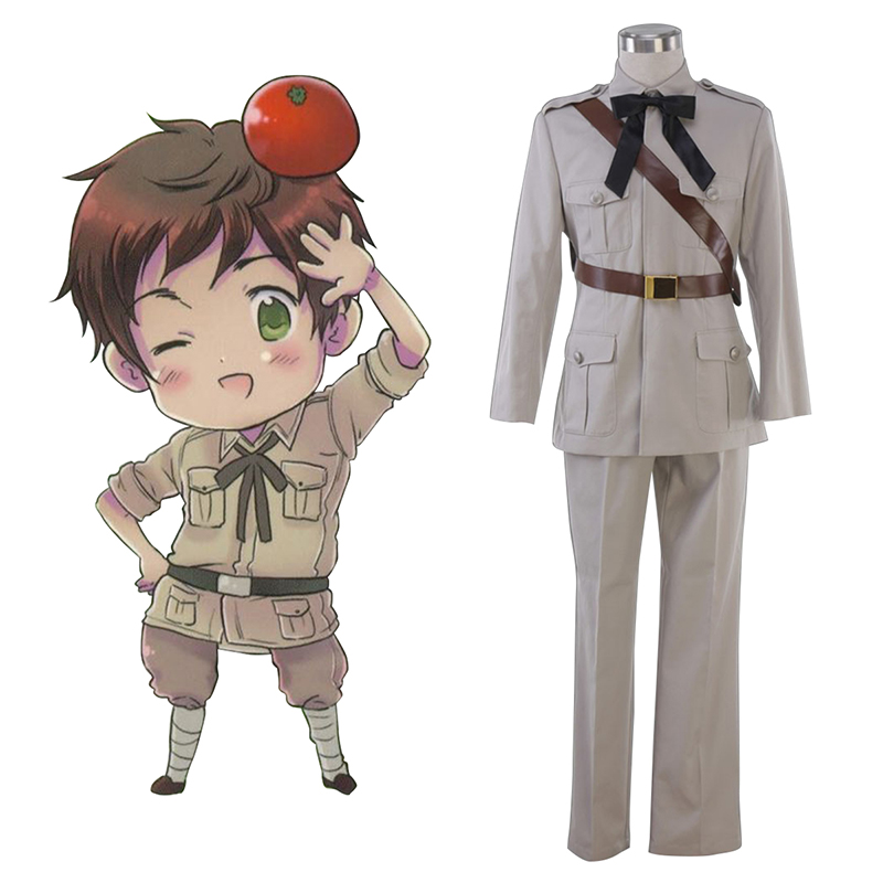 Axis Powers Hetalia Spain Antonio Fernandez Carriedo 1 Cosplay Costumes South Africa