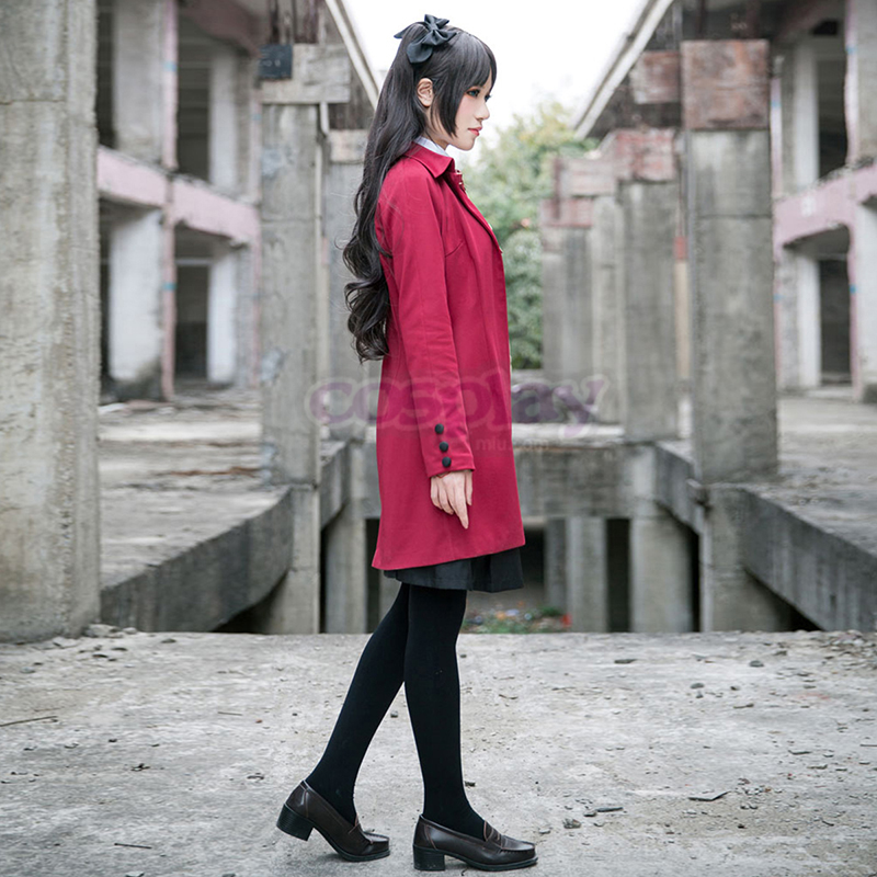 The Holy Grail War Tohsaka Rin 5 Cosplay Costumes South Africa