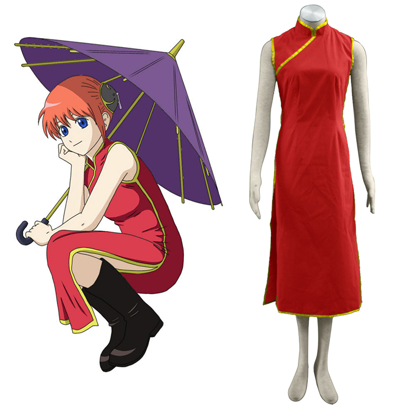 Gin Tama Kagura 1 Cosplay Costumes South Africa