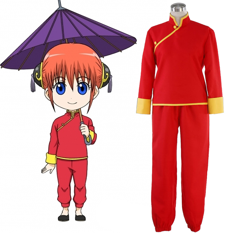 Gin Tama Kagura 5 Cosplay Costumes South Africa