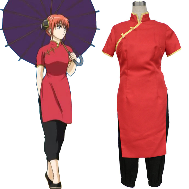 Gin Tama Kagura 7 Cosplay Costumes South Africa
