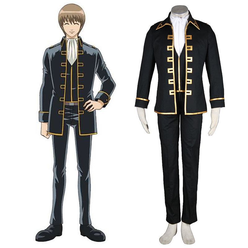 Gintama Shinsengumi Captain Cosplay Costumes South Africa