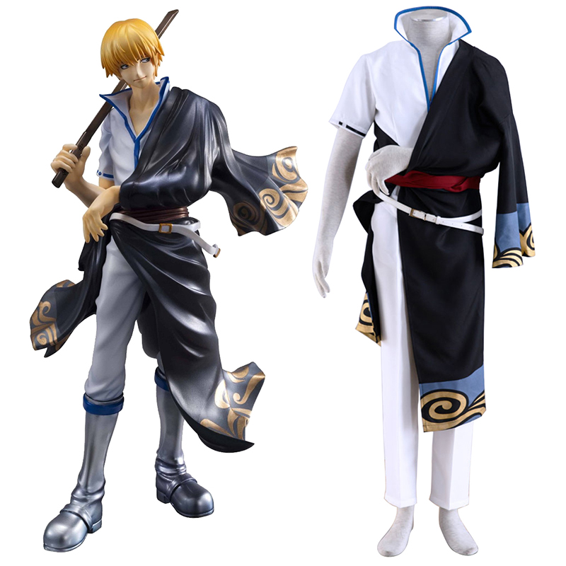 Gintama Sakata kintoki kimono 1 Cosplay Costumes South Africa