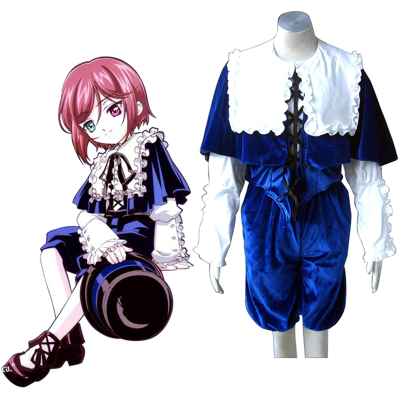Rozen Maiden Souseiseki Cosplay Costumes South Africa