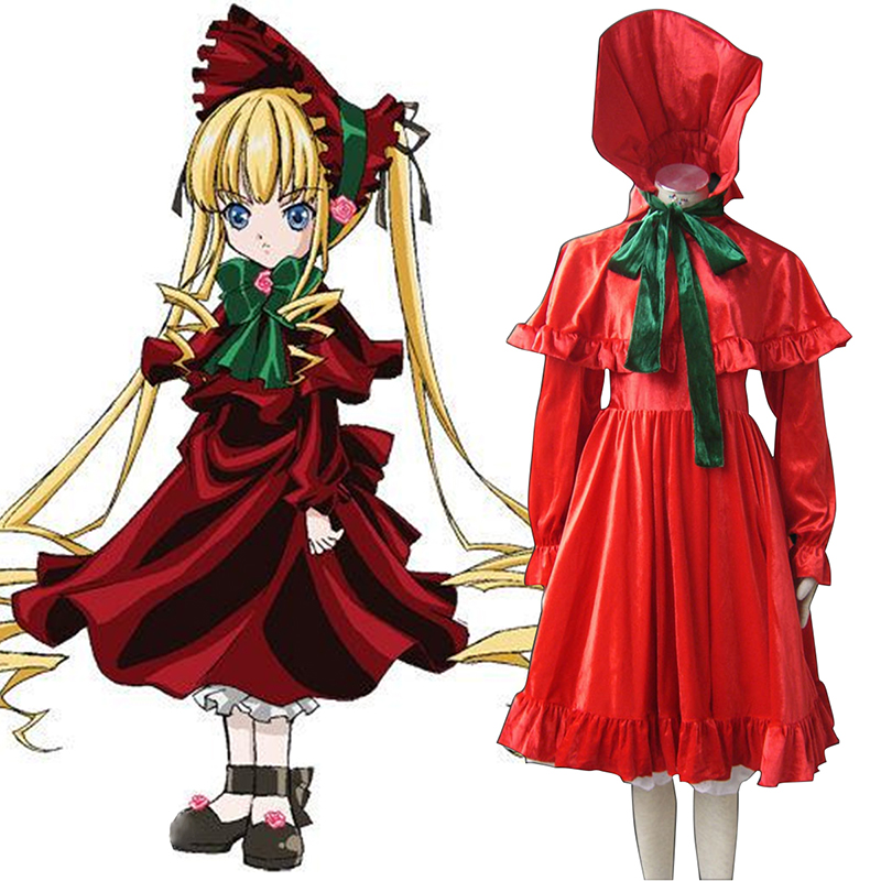 Rozen Maiden Shinku Cosplay Costumes South Africa