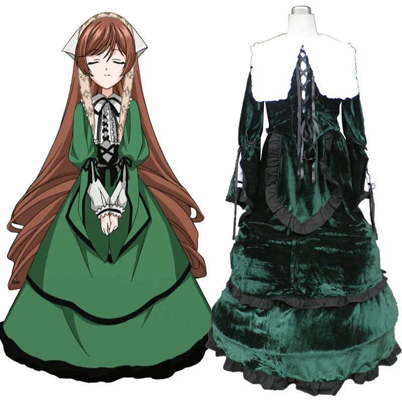 Rozen Maiden Suiseiseki Cosplay Costumes South Africa