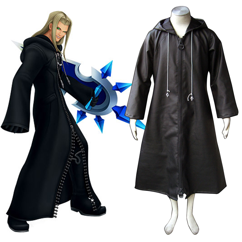 Kingdom Hearts Organization XIII Vexen 1 Cosplay Costumes South Africa