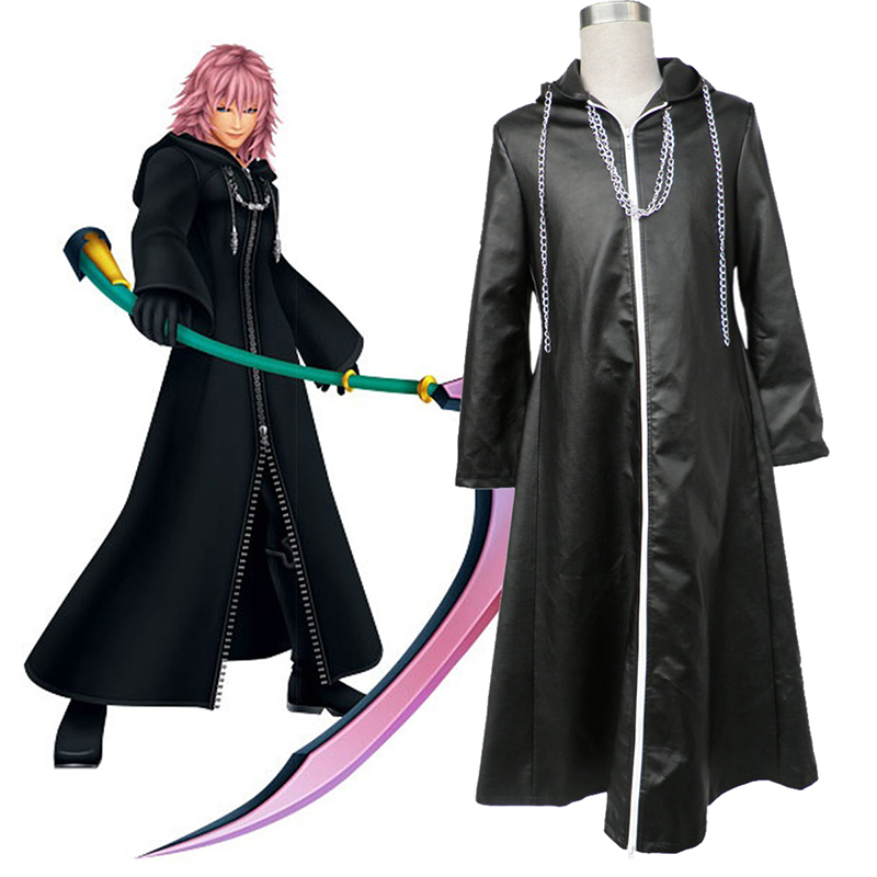 Kingdom Hearts Organization XIII Marluxia 2 Cosplay Costumes South Africa