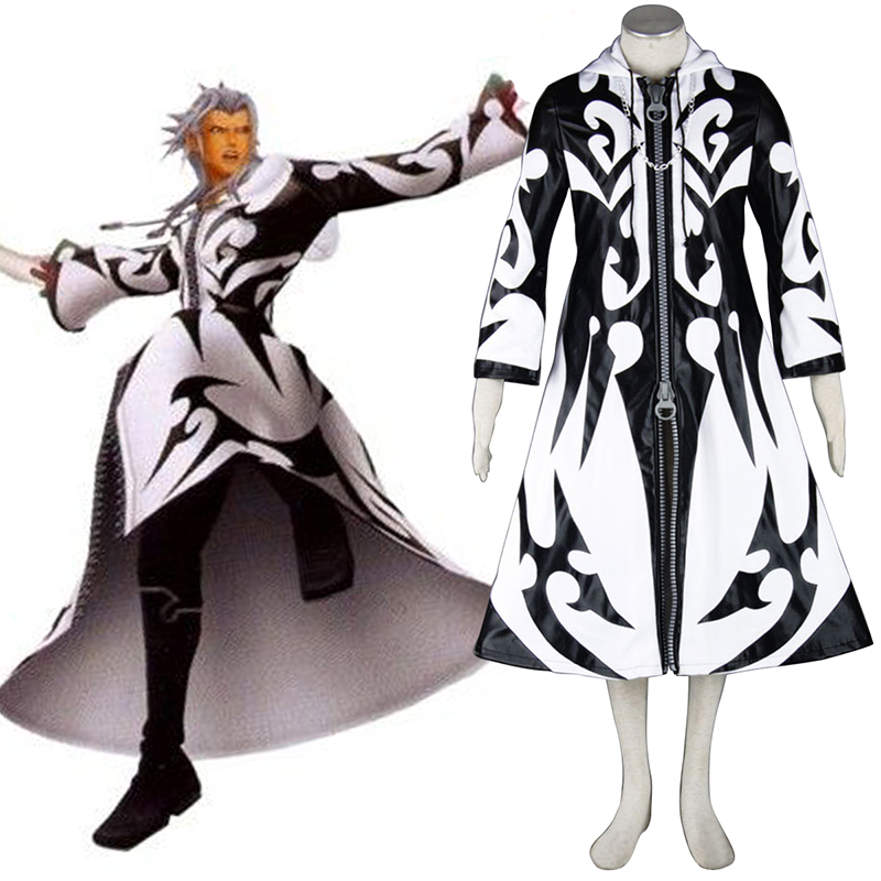 Kingdom Hearts Xemnas 1 Cosplay Costumes South Africa