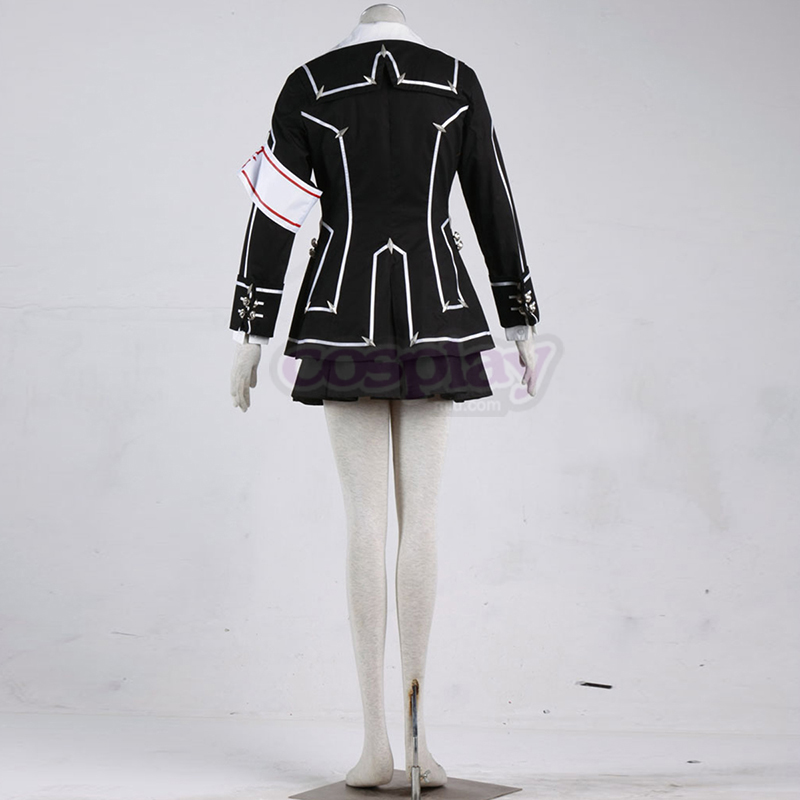 Vampire Knight Day Class Black Female School Uniform Cosplay Costumes South Africa