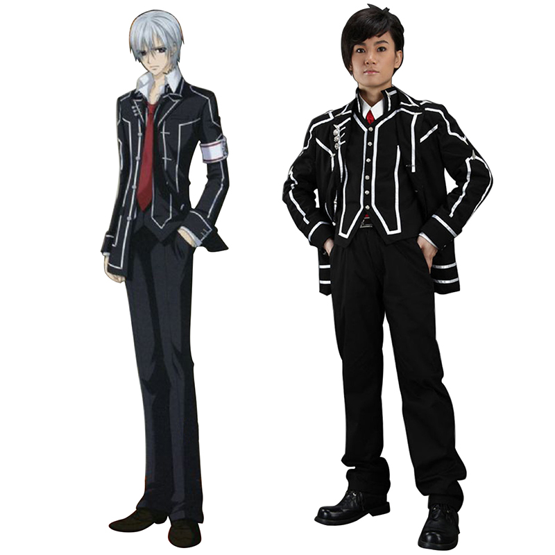 Vampire Knight Day Class Black Male School Uniform Cosplay Costumes South Africa