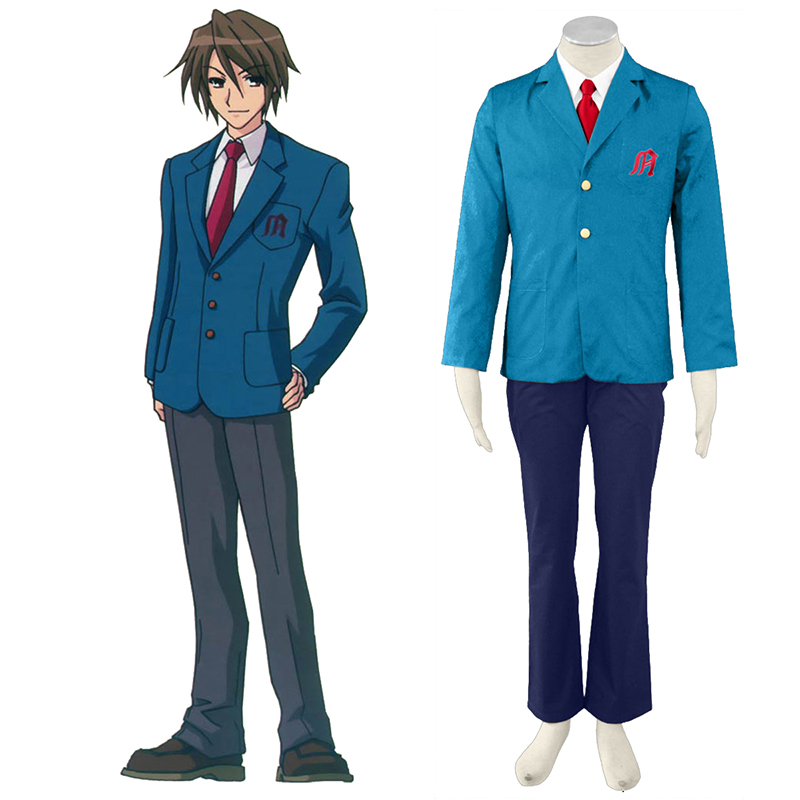 Haruhi Suzumiya Kyon 1 Cosplay Costumes South Africa