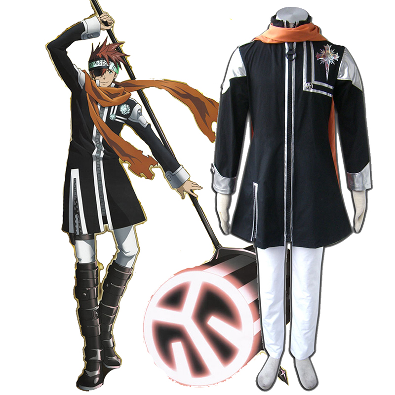 D.Gray-man Lavi 1 Cosplay Costumes South Africa
