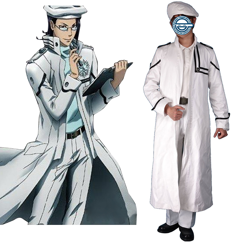 D.Gray-man Komui Lee 1 Cosplay Costumes South Africa