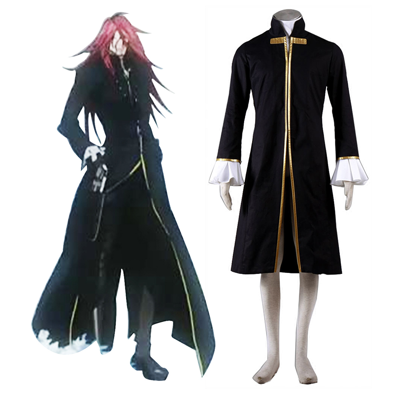 D.Gray-man Cross Maria 1 Cosplay Costumes South Africa