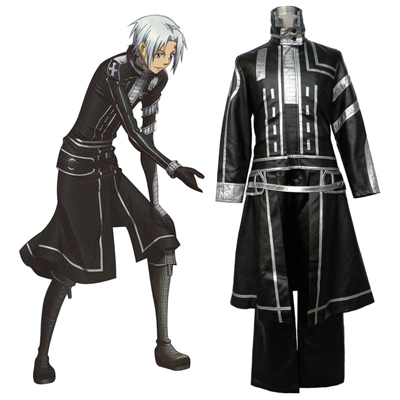 D.Gray-man Allen Walker 2 Cosplay Costumes South Africa