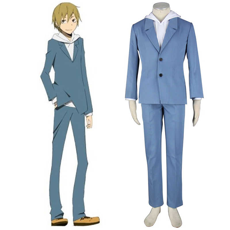 Durarara!! Kida Masaomi 2 Cosplay Costumes South Africa