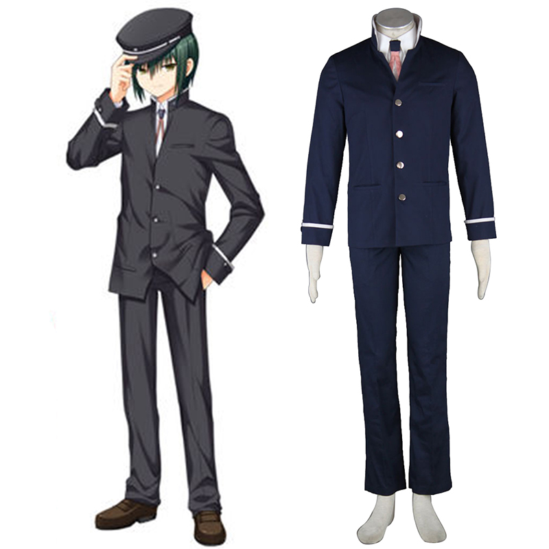 Angel Beats! Naoi Ayato Cosplay Costumes South Africa