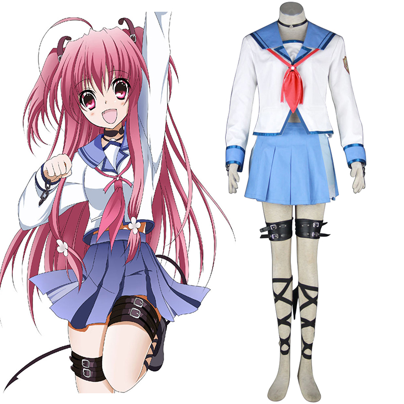 Angel Beats! Yui 1 Cosplay Costumes South Africa