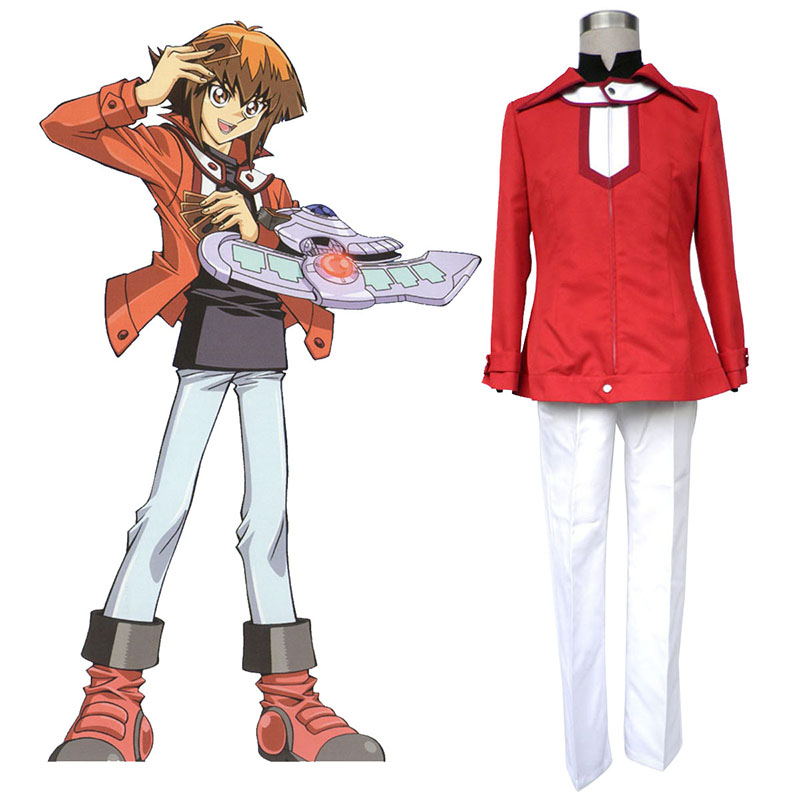 Yu-Gi-Oh! GX Jaden Yuki 1 Cosplay Costumes South Africa