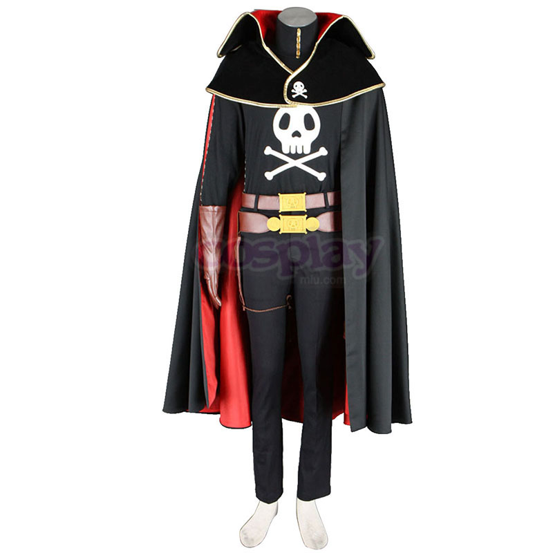 Galaxy Express 999 Captain Harlock Cosplay Costumes South Africa