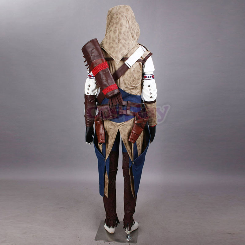 Assassin's Creed III Assassin 7 Cosplay Costumes South Africa