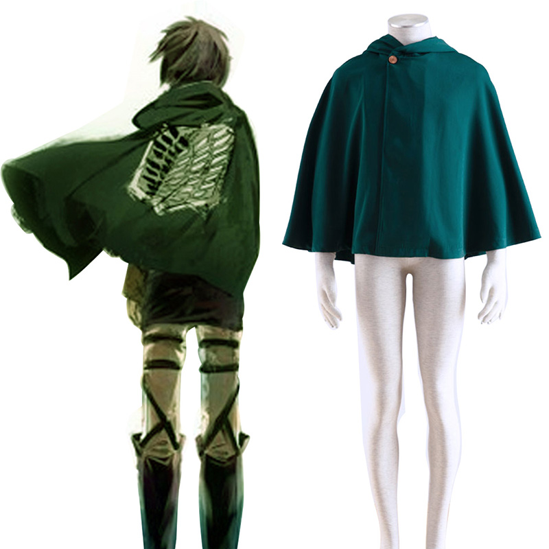 Attack on Titan Survey Corps Cloak 2 Cosplay Costumes South Africa