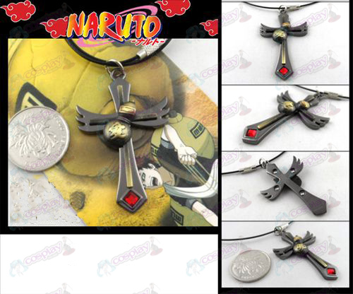 Gaara Gourd Necklace gun color