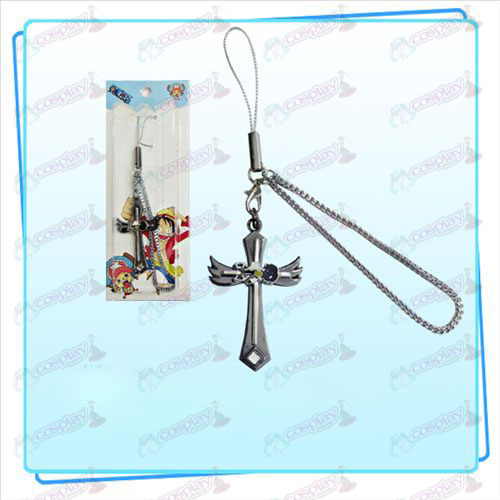 One Piece Accessories Usopp flag wings Cross Strap
