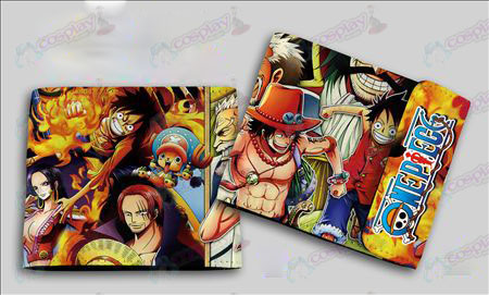 QB-6111One Piece Accessories colored snaps wallet