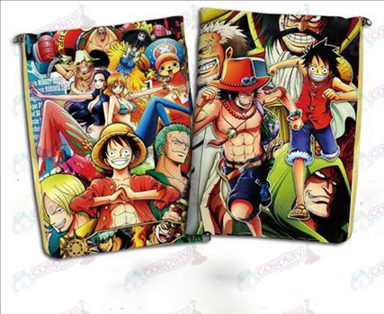One Piece Accessories Document Bag 073
