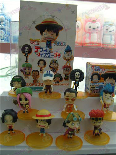 A generation of Q-10 One Piece Accessories Doll