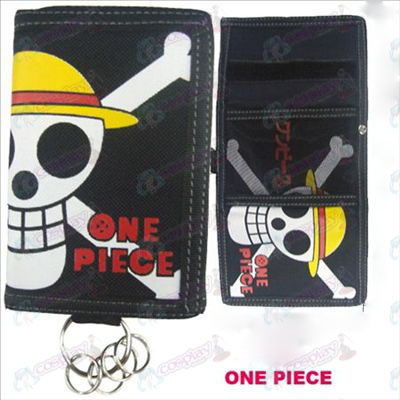 32-78 needle edging fold wallet 02 # One Piece Accessories