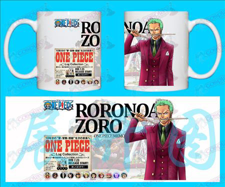 H-One Piece Accessories Mugs ZERO