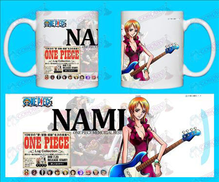 H-One Piece Accessories Mugs NAMI