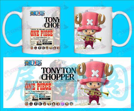 H-One Piece Accessories Mugs CHOPPER