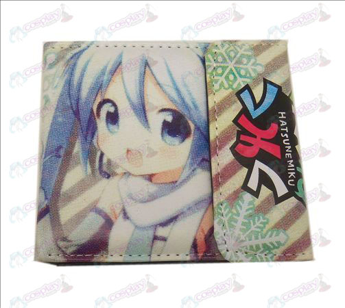 Hatsune color wallet