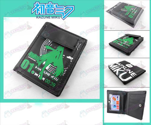 Hatsune short wallet 2