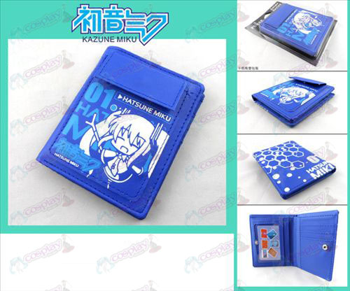 Hatsune short wallet 1