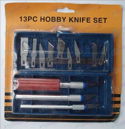 13-in-one model pen knife
