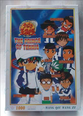 The Prince of Tennis Accessories Jigsaw NO-803