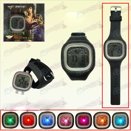 CrossFire Accessories multifunction electronic watch
