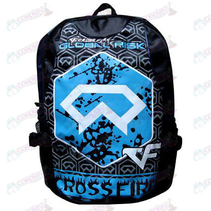 CrossFire Accessories Backpack (cf blue)